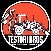 Testori Bros Excavation Co. Logo